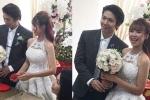 Hé lộ hình ảnh trong đám cưới bí mật của Khởi My - Kelvin Khánh sáng nay