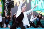 Sơn Tùng M-TP chiều fan thể hiện vũ đạo không giống ai