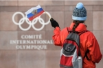 Vì sao Nga bị cấm tham dự Olympic mùa Đông 2018?