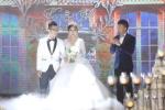 Không gian đám cưới lung linh của em gái Trấn Thành và bạn trai người Hong Kong