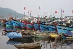 Hà Tĩnh kêu gọi tàu thuyền vào nơi neo đậu an toàn tránh bão số 2