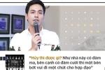 Những phát ngôn gây tranh cãi của MC Phan Anh