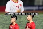 Anh che cau thu tuyen Viet Nam theo trend cau noi trong MV cua Huong Giang Idol hinh anh 4