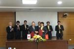 Việt, Nhật ký thỏa thuận tư vấn quy hoạch mạng lưới bưu chính