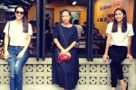 Sau scandal của chồng, vợ Phạm Anh Khoa xuất hiện cùng hội bạn thân Tăng Thanh Hà