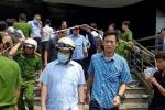 Cháy chung cư quận 8 TP.HCM: Bí thư Nguyễn Thiện Nhân trực tiếp kiểm tra hiện trường