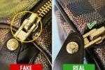 7 cách phân biệt túi xách hàng hiệu và hàng nhái cực dễ dàng ai cũng cần biết