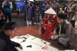 15 du khách nước ngoài 'xông đất' phố cổ Hội An năm mới
