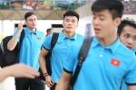 Video: Thầy trò HLV Park được chào đón như người hùng ngày trở về