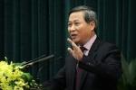 Vỡ ống nước sông Đà: Hủy quyết định khởi tố nguyên Phó Chủ tịch UBND TP Hà Nội