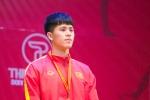 Vừa đánh bại U23 Thái Lan, Đình Trọng, Quang Hải nhận thêm giải thưởng đặc biệt