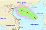 Áp thấp xuất hiện trên Biển Đông, khả năng mạnh lên thành áp thấp nhiệt đới