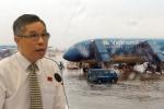 Đại biểu TP.HCM chất vấn việc dự án chống ngập sân bay Tân Sơn Nhất ngừng thi công