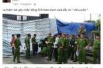 Triệu tập chủ tài khoản Facebook tung tin 'Thảm sát ở Nam Định'