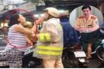 Người phụ nữ lăng mạ, tấn công CSGT trên phố Sài Gòn: 'Đáng lẽ CSGT phải quật ngã, còng tay, bắt giữ'