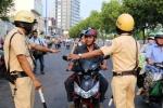 Cảnh sát giao thông không được dừng xe chỉ để kiểm tra chính chủ