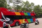 Xe buýt 2 tầng sẽ đi qua những tuyến phố nào ở Hà Nội?