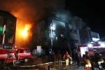 Cháy trung tâm thể thao Hàn Quốc: Xót xa 3 thế hệ cùng mất mạng