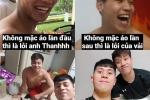 Anh che cau thu tuyen Viet Nam theo trend cau noi trong MV cua Huong Giang Idol hinh anh 5