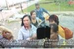 Video: Dân Cà Mau chen chúc trên các chuyến xe, hối hả trốn bão số 16