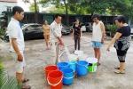 Khu đô thị Đại Kim: Dân khốn khổ xách từng xô nước dùng mỗi ngày
