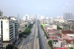 Anh: Tau duong sat tren cao Cat Linh - Ha Dong chay thu tren pho Ha Noi hinh anh 10