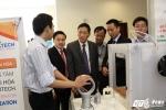 Công nghệ sản xuất quạt không cánh 'made in Vietnam'