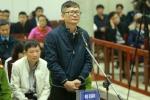 Những hình ảnh đầu tiên tại phiên xử Trịnh Xuân Thanh và em trai ông Đinh La Thăng