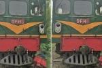 Đi bộ trên đường ray, người phụ nữ bị tàu hỏa kéo lê hàng chục mét