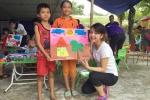 Miss du học sinh Việt xây dựng trường cho trẻ em nghèo Điện Biên