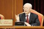 Tổng Bí thư, Chủ tịch nước Nguyễn Phú Trọng: Chương trình Hội nghị Trung ương lần này có ý nghĩa rất quan trọng