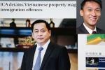 Singapore tạm giữ 'Phan Van Anh Vu': Bộ Công an vẫn khẳng định chưa có thông tin