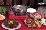 Cách làm gà nướng mật ong, thịt trâu nướng lá lốt cho bữa ăn thêm sung túc