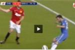 Video: Trọng tài 'cướp trắng' của Chelsea quả penalty
