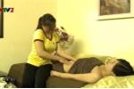 Hướng dẫn massage giảm nhăn xệ vòng 2 cho phụ nữ sau sinh