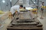 Phát hiện kho báu khổng lồ trong mộ cổ 2.000 tuổi ở Trung Quốc