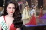 Hương Giang đăng quang Hoa hậu Chuyển giới Quốc tế 2018