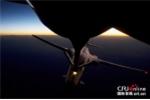 Lộ ảnh máy bay ném bom B-1B Lancer Mỹ không kích IS