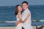Ảnh cưới tràn ngập những nụ hôn của Vũ Duy Khánh