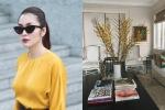 Tăng Thanh Hà khoe không gian biệt thự triệu USD ngập sắc hoa dịp Tết