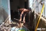 Mất nước nhiều tháng, dân Thủ đô bỏ tiền triệu thuê nhà nghỉ để tắm