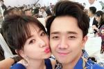 Fan ghen tị trước những lần Trấn Thành bảo vệ Hari Won