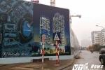 Công trình xây dựng quây tôn 'nuốt trọn' vỉa hè Hà Nội