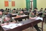 Trường Văn hóa I – Bộ Công an: Thời gian khám sức khỏe, kiểm tra tiếng dân tộc