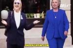 Bản sao của ông Trump và bà Clinton kiếm bộn tiền mỗi tháng