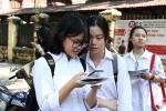 Tra cứu điểm thi vào lớp 10 Nam Định năm 2018