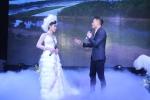 Lâm Khánh Chi lấy nước mắt khán giả với ca khúc mới, lần đầu trình bày trong đám cưới thế kỷ