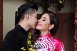 Lâm Khánh Chi khoe ảnh hạnh phúc bên chồng mới cưới