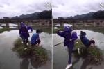 Đi câu cá với bạn thân và cái kết đắng