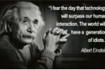 Công nghệ biến con người thành... 'lũ ngốc'